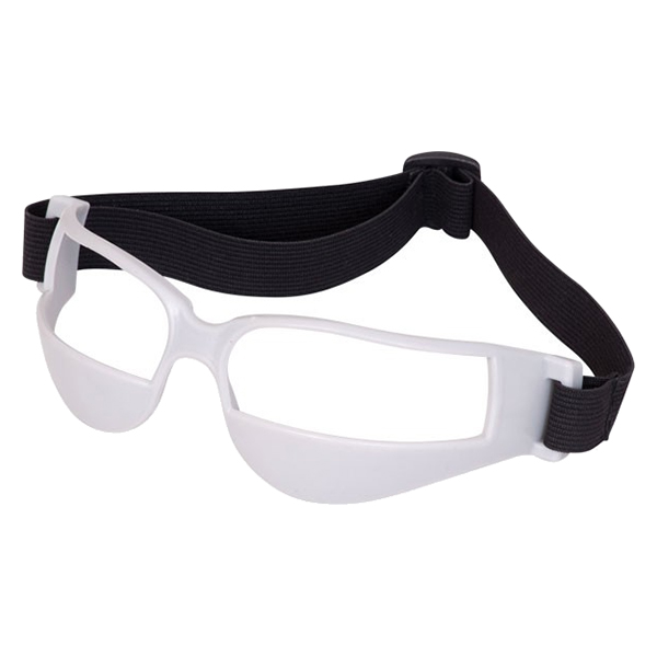 Dribble Goggles White